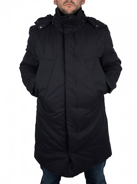 Religion Midnight Lates Parka Jacket