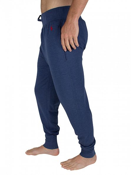 Polo Ralph Lauren Derby Blue Heather Logo Pyjama Bottoms