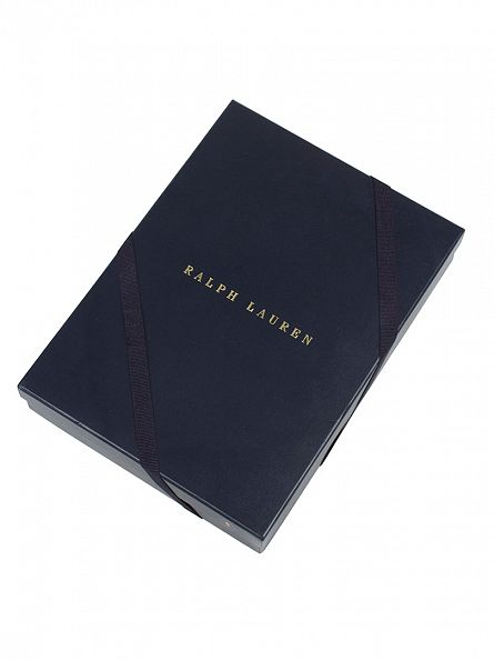 Polo Ralph Lauren White/Navy Pyjama Set Gift Box