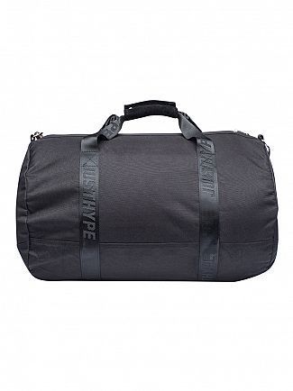 Hype Black Just Hype Holdall Bag