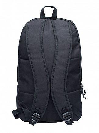 Hype Black Traveller Logo Backpack