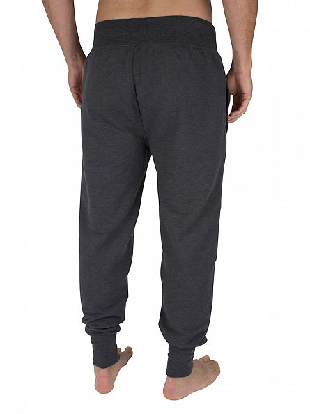 Polo Ralph Lauren Charcoal Heather Logo Pyjama Bottoms