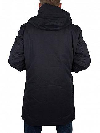Religion Midnight Lates Parka Jacket