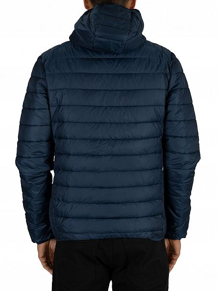 Ellesse Dress Blues Lombardy Padded Jacket