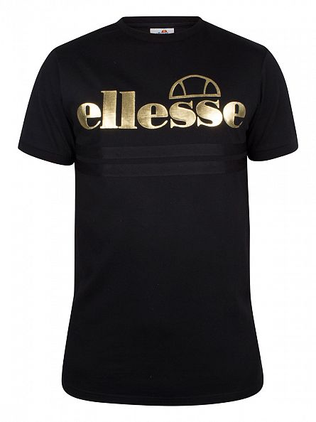 Ellesse Anthracite Zust Graphic T-Shirt