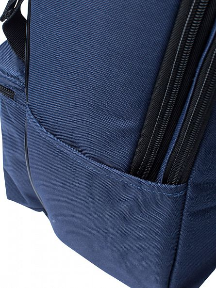 Hype Navy Traveller Logo Backpack