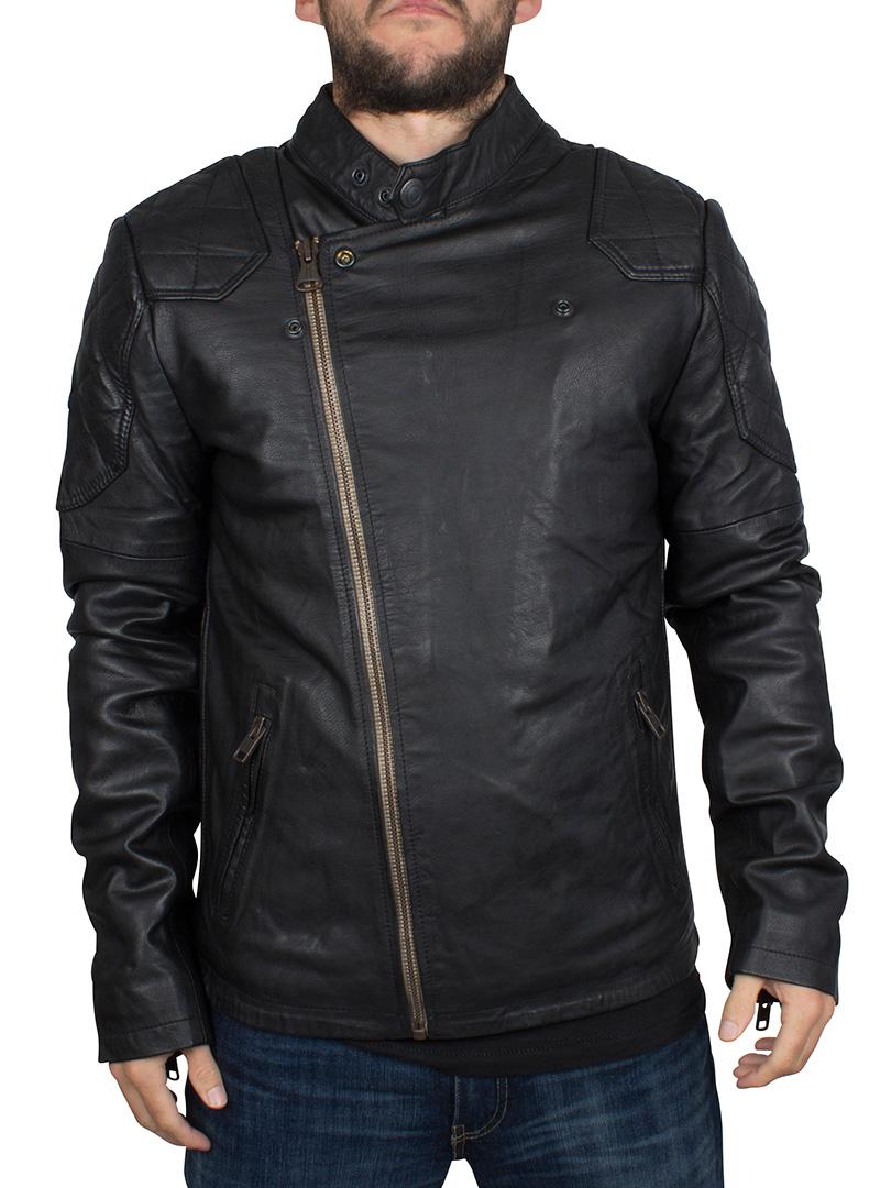 Leather jacket superdry - Leather Jacket Superdry 44