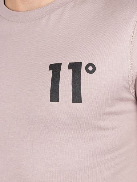 11 Degrees Etherea Core Logo T-Shirt