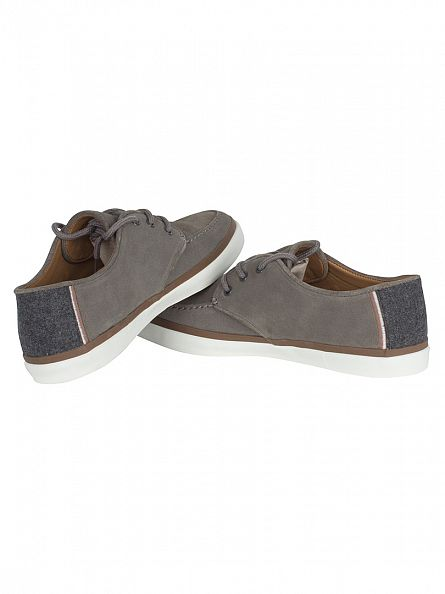 Lacoste Grey Sevrin 2 LCR SPM Trainers