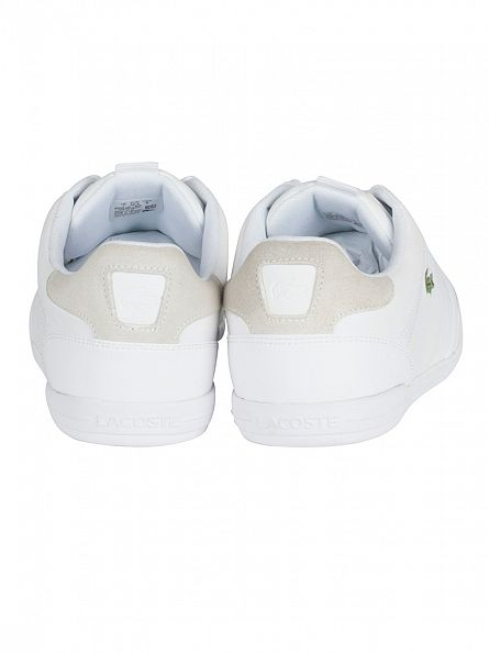 Lacoste White Giron 416 1 SPM Trainers