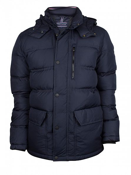 Tommy Hilfiger Midnight Down HDD Bomber Jacket