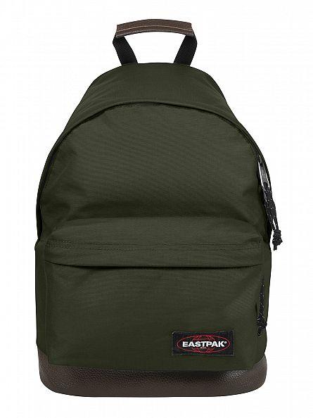 Eastpak Army Socks Wyoming Logo Backpack