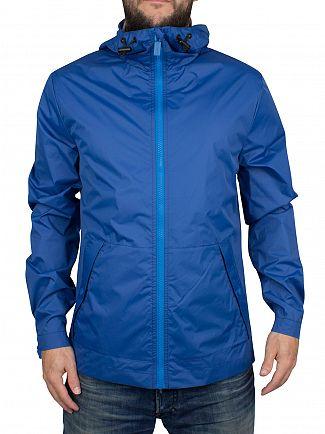 Hunter Azure Blue Original 2L Lightweight Blouson Jacket