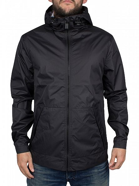 Hunter Black Original 2L Lightweight Blouson Jacket