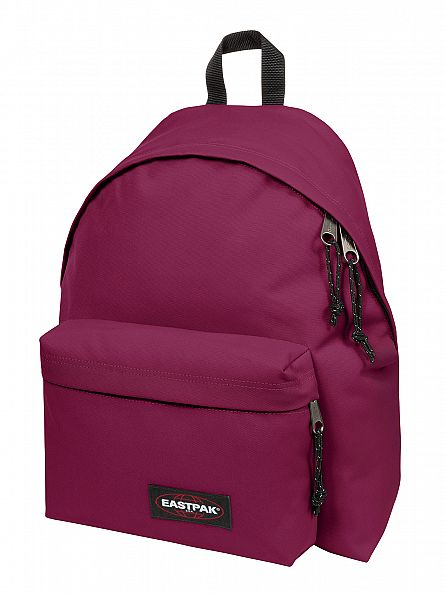 Eastpak Plum Harvest Padded PakR Logo Backpack