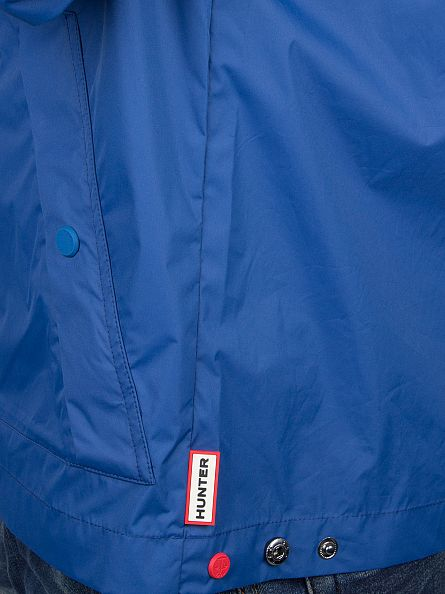 Hunter Azure Blue Original 2L Lightweight Blouson Jacket