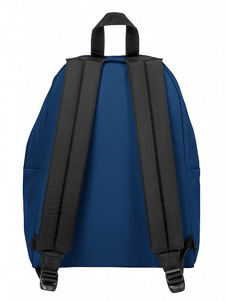 Eastpak Movienight Blue Padded PakR Logo Backpack