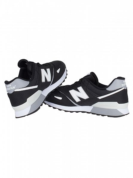New Balance Black 446 Trainers