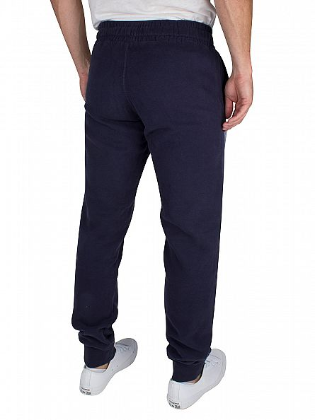 Superdry Rigging Navy Core Applique Logo Joggers