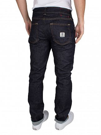 Franklin & Marshall Blue Rinse Slim Fit Boston Jeans