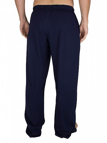 Polo Ralph Lauren Cruise Navy Pyjama Jersey Bottoms