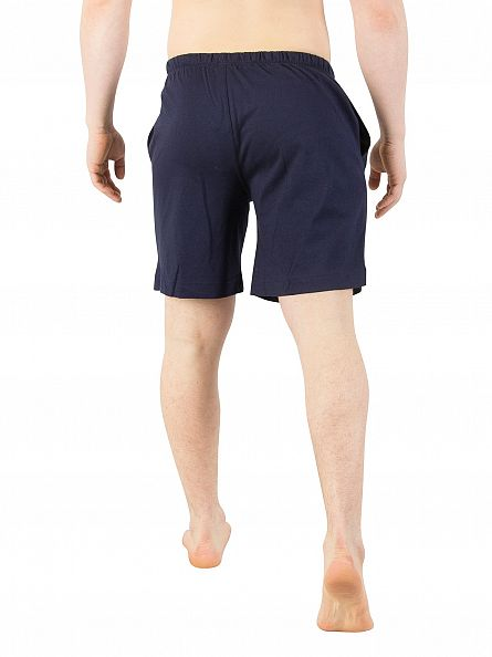 Polo Ralph Lauren Cruise Navy Pyjama Sleep Shorts