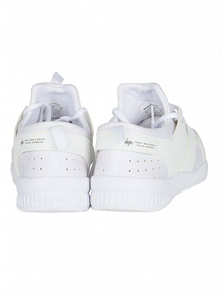 Hype White Runner Trainers