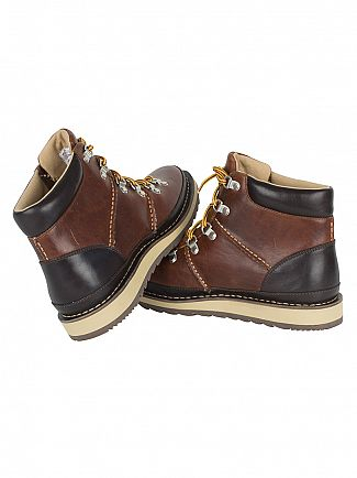 Sperry Top-Sider Tan Dockyard Alpine Boots