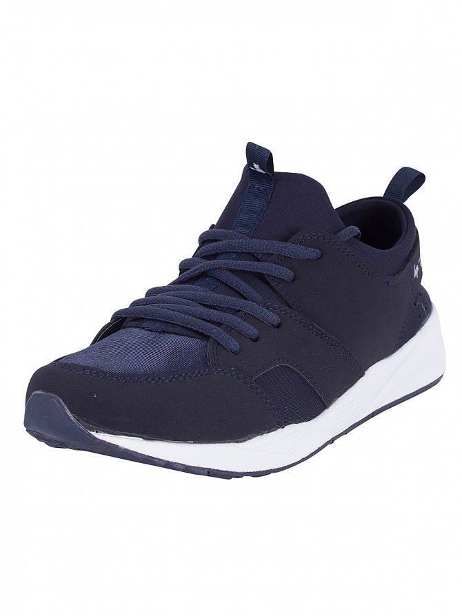 Hype Navy Runner Trainers