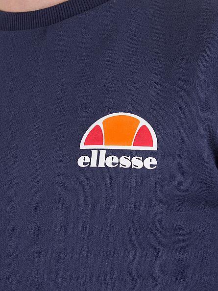 Ellesse Dress Blues Diveria Logo Sweatshirt