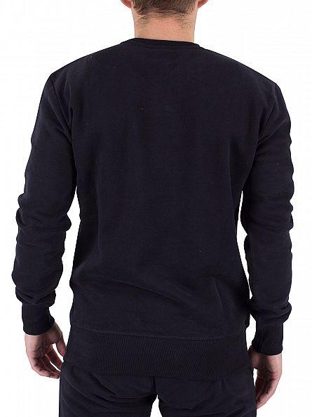Ellesse Anthracite Diveria Logo Sweatshirt