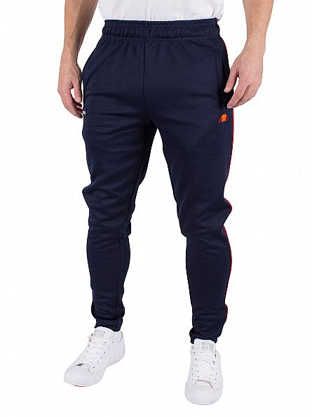 Ellesse Dress Blue Tognazzi Track Logo Joggers