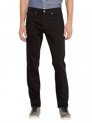 Levi's Black 511 Slim Fit Nightshine Jeans