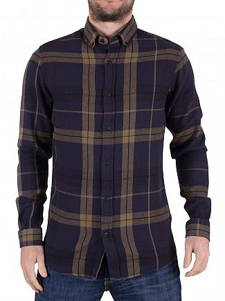 Only & Sons Kangaroo Slim Fit Longsleeved Erik Checked Shirt