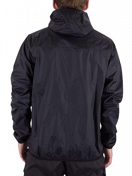 Ellesse Anthracite Virna Logo Jacket