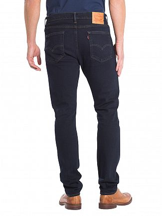 Levi's Dark Denim 510 Skinny Fit Hillmound Jeans