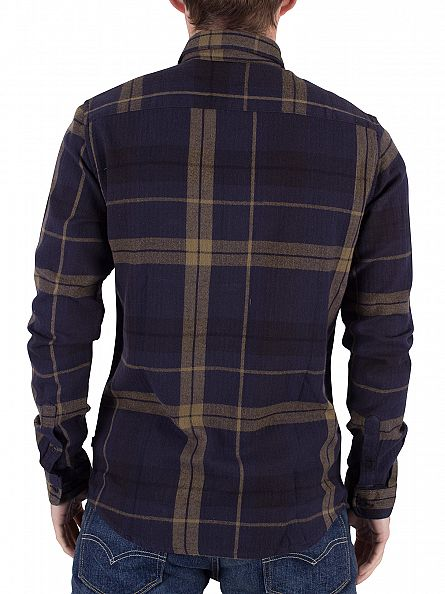 Only & Sons Kangaroo Slim Fit Longsleeved Erik Checked Shirt