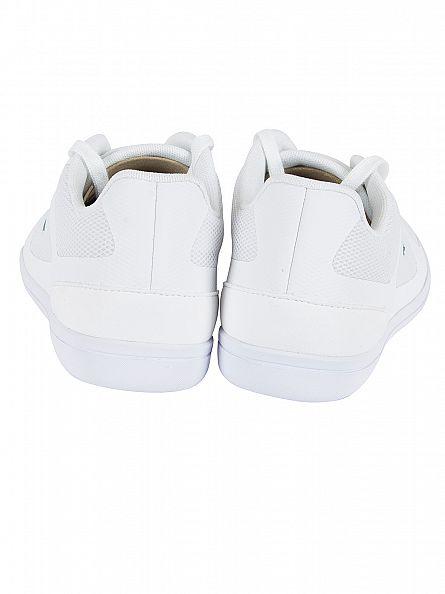 Lacoste White Court-Minimal Sport 316 SPM Trainers