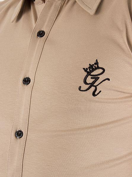 Gym King Nomad Jersey Logo Shirt