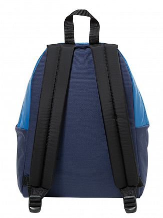 Eastpak Combo Blue Padded PakR Logo Backpack
