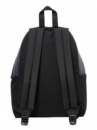 Eastpak Combo Black Padded PakR Logo Backpack