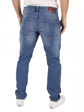 Only & Sons Medium Blue Loom 5602 Slim Fit Jeans