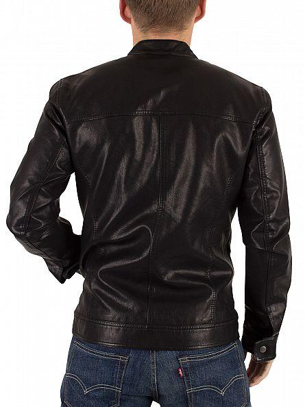 Only & Sons Black Nicky Bomber Jacket