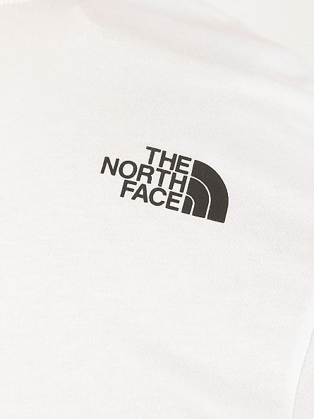 The North Face White Easy Graphic T-Shirt