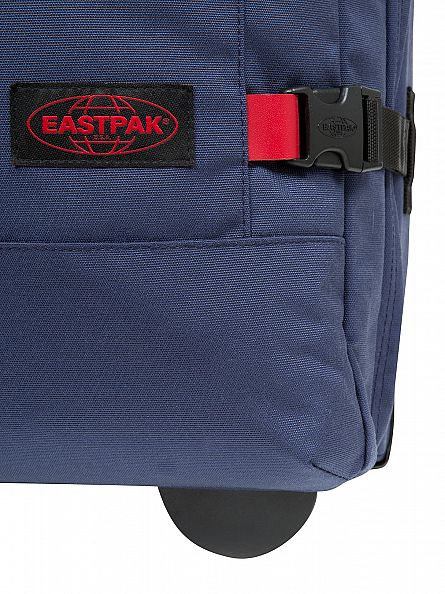 Eastpak Combo Blue Tranverz S Cabin Luggage Case