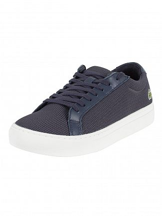 Lacoste Navy L.12.12 BL 2 CAM Trainers