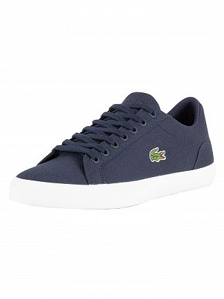 Lacoste Navy Lerond BL 2 CAM Trainers