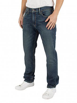 Levi's Mid Denim 511 Slim Fit Green Onions Jeans
