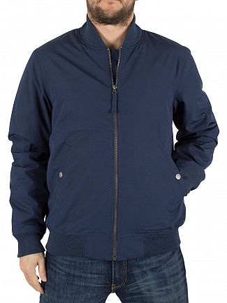Levi's Dress Blues Thermore Bomber Jacket