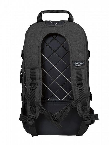 Eastpak Corlange Grey Floid Logo Backpack